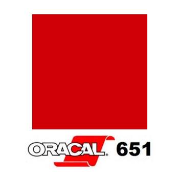 031 Rojo 651 - Ancho 126 cm - Vinilos y Serigrafía