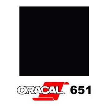 070 Negro 651 - Ancho 63 cm - Vinilos y Serigrafía