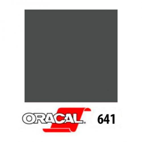 073 Gris Oscuro 641 - Ancho 126 cm - Vinilos y Serigrafía