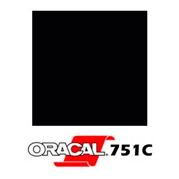 070 Negro 751C - Ancho 126 cm - Vinilos y Serigrafía