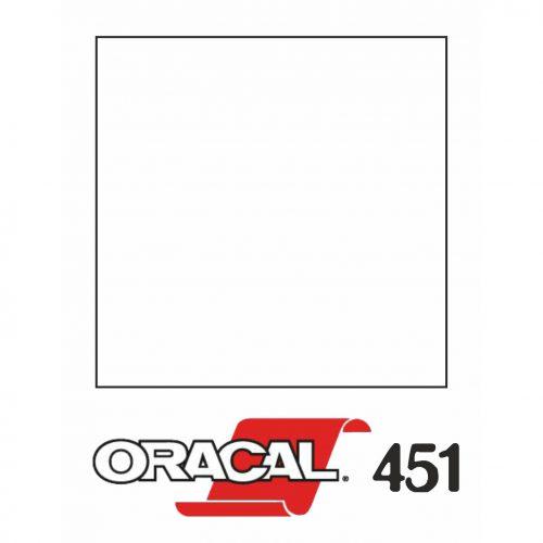 010 Blanco 451 Banner - Ancho 63 cm (m/l) - Vinilos y serigrafía