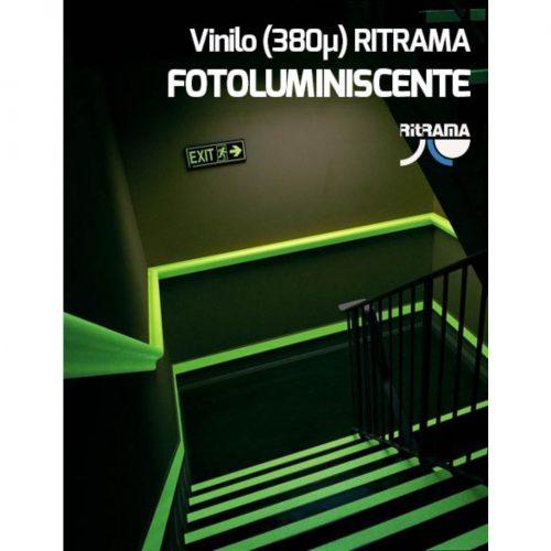 Vinilo Fotoluminiscente RI-459 - Ancho 100 cm - Vinilos y Serigrafía