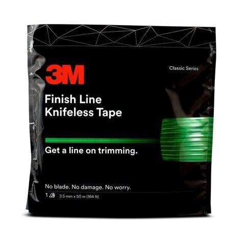 Finish Line Knifeless Tape - 3,5 mm x 50 m - Vinilos y Serigrafía