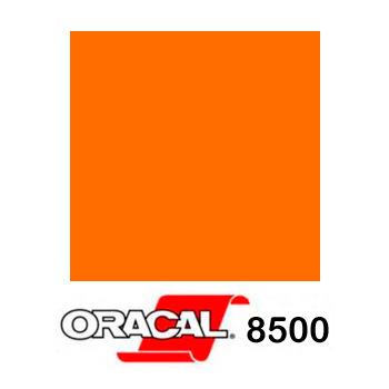 034 Naranja 8500 - Ancho 126 cm - Vinilos y Serigrafía