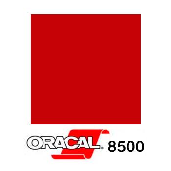 030 Rojo Oscuro 8500 - Ancho 126 cm - Vinilos y Serigrafía