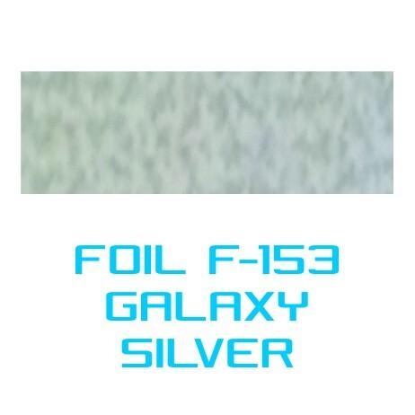 Lámina Foil F-153 GALAXY SILVER - Vinilos y Serigrafía