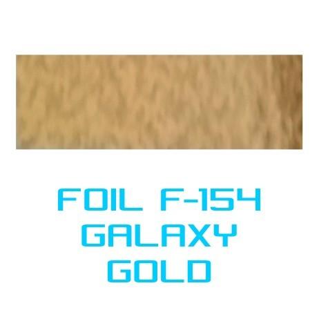 Lámina Foil F-154 GALAXY GOLD - Vinilos y Serigrafía