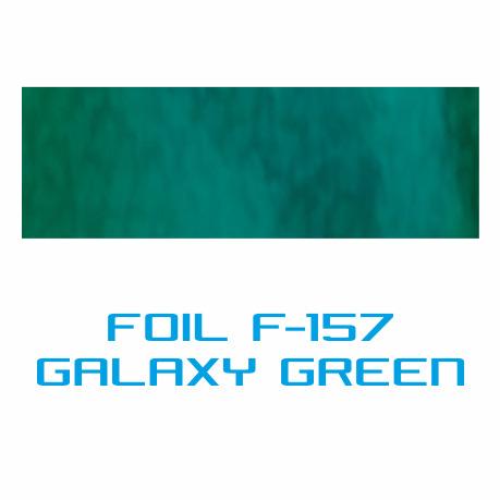 Lámina Foil F-157 GALAXY GREEN - Vinilos y Serigrafía
