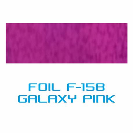 Lámina Foil F-158 GALAXY PINK - Vinilos y Serigrafía