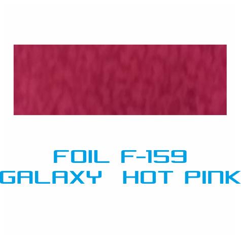 Lámina Foil F-159 GALAXY HOT PINK - Vinilos y Serigrafía
