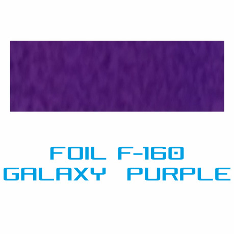 Lámina Foil F-160 GALAXY PURPLE - Vinilos y Serigrafía