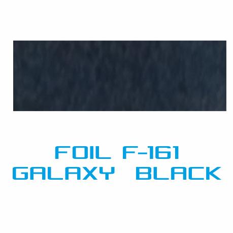 Lámina Foil F-161 GALAXY BLACK - Vinilos y Serigrafía