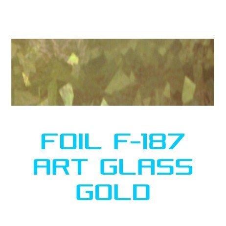 Lámina Foil F-187 ART GLASS GOLD - Vinilos y Serigrafía