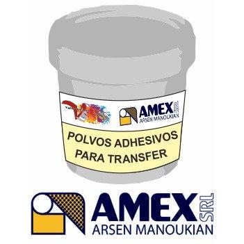 Polvos Finos Adhesivos para Transfer - Vinilos y Serigrafía