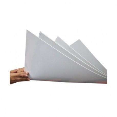 PVC Glasspack Blanco Brillo - Vinilos y Serigrafía