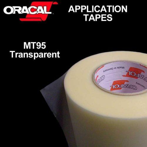 Oratape MT95 Transportador Polietileno Transparente - Ancho 61 cm - 100 m/l