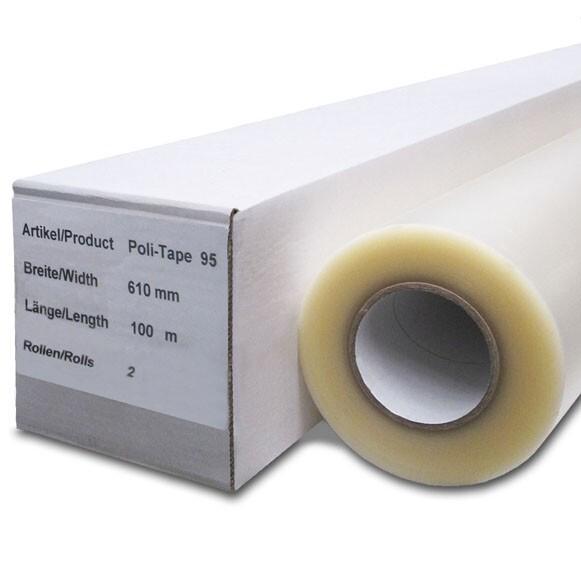 Transportador Polipropileno Politape PT95 - Vinilos y Serigrafía
