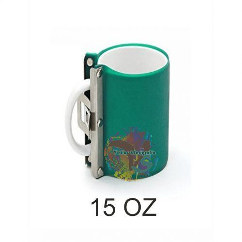 Abrazadera Taza 15 oz para Horno 3D - Vinilos y Serigrafía