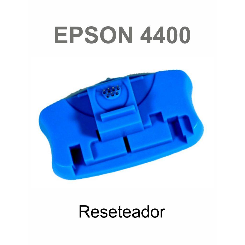 Reseteador Cartuchos Epson 4400 - Vinilos y Serigrafía