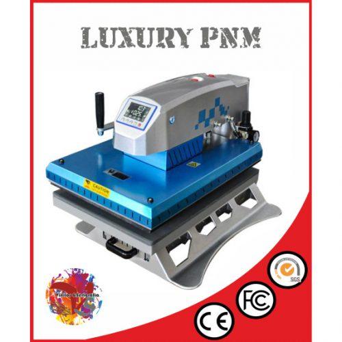 Plancha Camisetas Neumática Luxury PNM