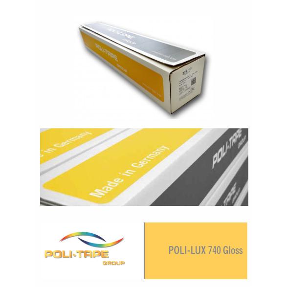 Laminado Polimérico POLI-LUX 740 Brillo - Vinilos y Serigrafía