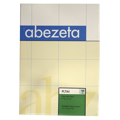 "Papel Poliéster PLTA4 ""Abezeta"" - Vinilos y Serigrafía"