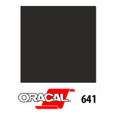 070 Negro 641 - Ancho 126 cm (m/l) - Vinilos y Serigrafía