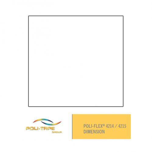 4214 Blanco Dimensión (m/l) - Vinilos y Serigrafía