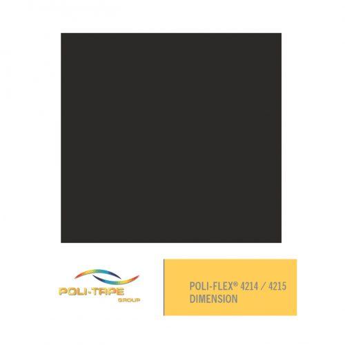 4215 Negro Poliflex Dimensión (m/l) - Vinilos y Serigrafía