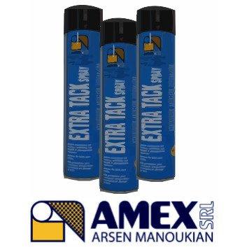 Spray Adhesivo Textil AMX SC Extra - Vinilos y Serigrafía
