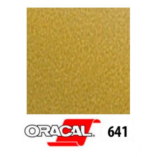 091 Oro 641 - Ancho 63 cm (m/l) - Vinilos y Serigrafía