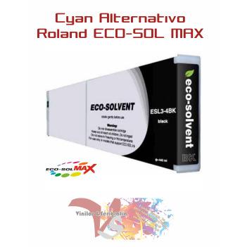 Negro 440 cc - Roland ECO-SOL MAX Altern. - Vinilos y Serigrafía