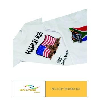 Poli-flex 4625 Transp. Mate - Ancho 50 cm - Vinilos y Serigrafía