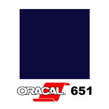 518 Azul Acero 651 - Ancho 63 cm - Vinilos y Serigrafía