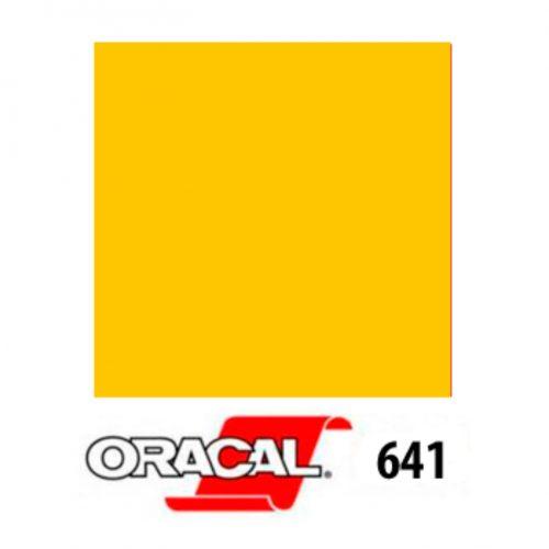 021 Amarillo 641 - Ancho 63 cm - Vinilos y Serigrafía