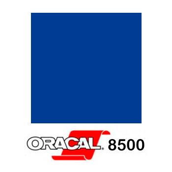 005 Azul Medio 8500 - Ancho 63 cm - Vinilos y Serigrafía