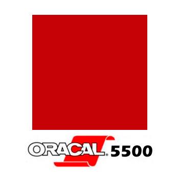 030 Rojo 5500 Reflect. - Ancho 122 cm - Vinilos y Serigrafía