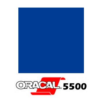 050 Azul 5500 Reflect. - Ancho 122 cm - Vinilos y Serigrafía